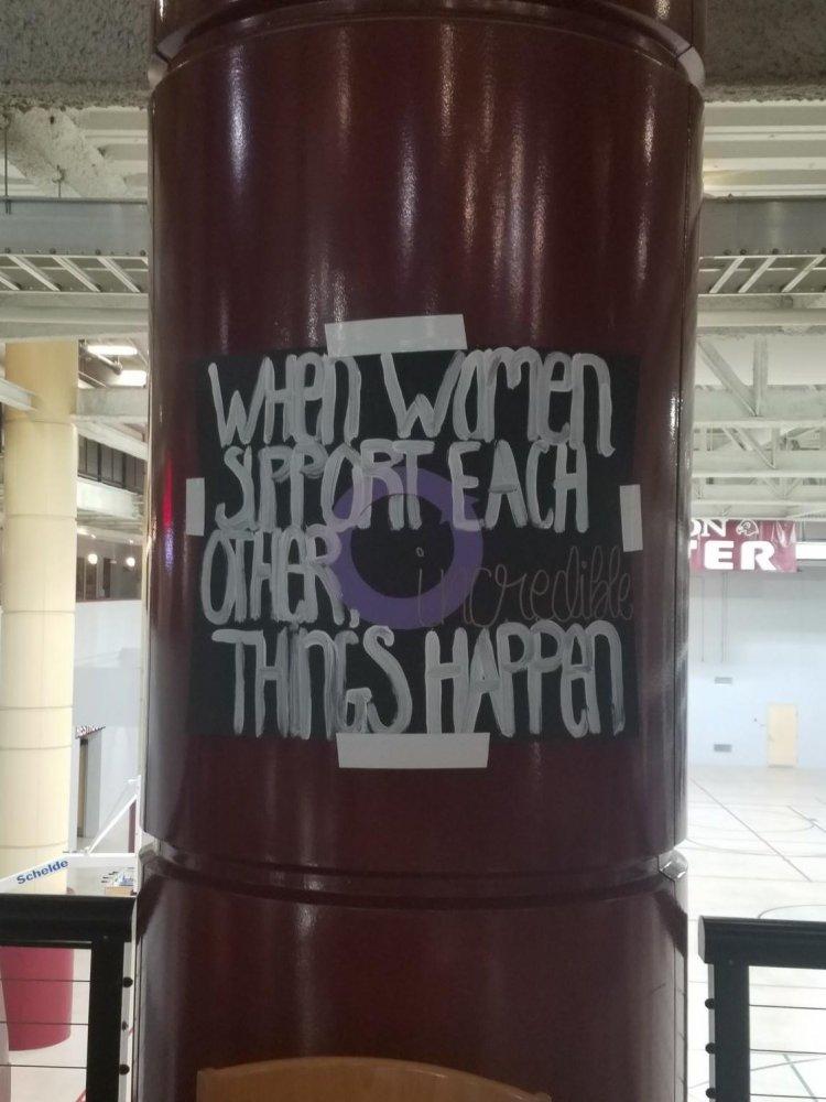 IWD 2019 Motivational Poster