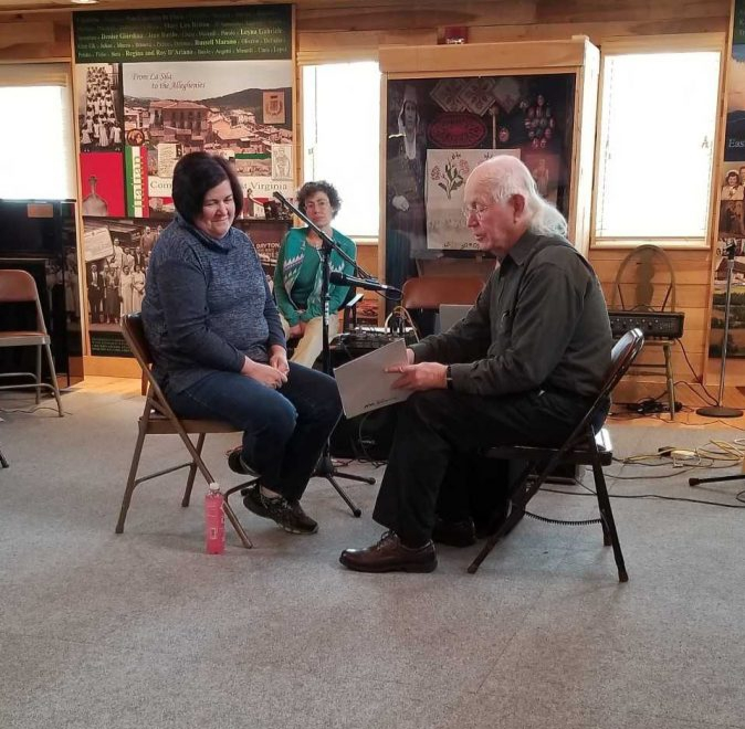 The Frank and Jane Gabor West Virginia Folklife Center Hosts an Oral History Workshop