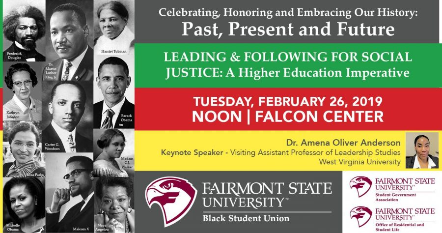 Black Student Union Launches first Annual Black History Month Celebration
