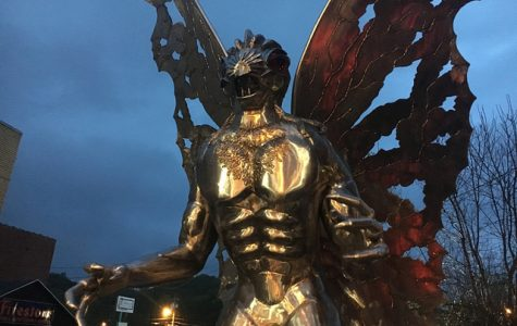 Conspiracy Corner: The Mothman Cometh