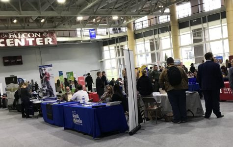 Career Fair Fosters Opportunities
