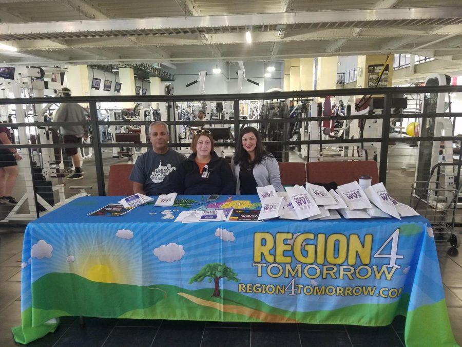 Region 4 Tomorrow members: Darcie Scott (Regional Youth Services Coordinator), Shannon Jones (Suicide Prevention Specialist), Telisha Lockwood (Peer Support Coach)