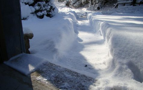 Conspiracy Corner: Lost to The Snow
