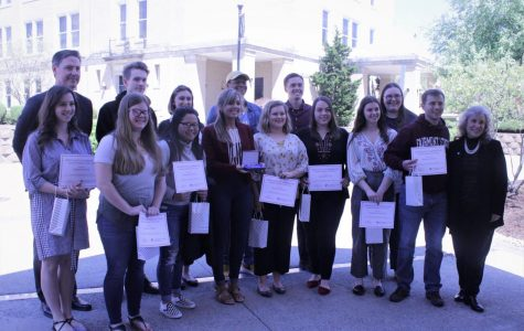 Fairmont State University's Celebration of Student Employment