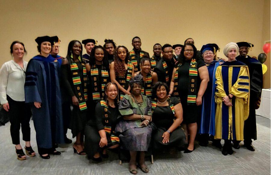 BSU Sankofa Graduation