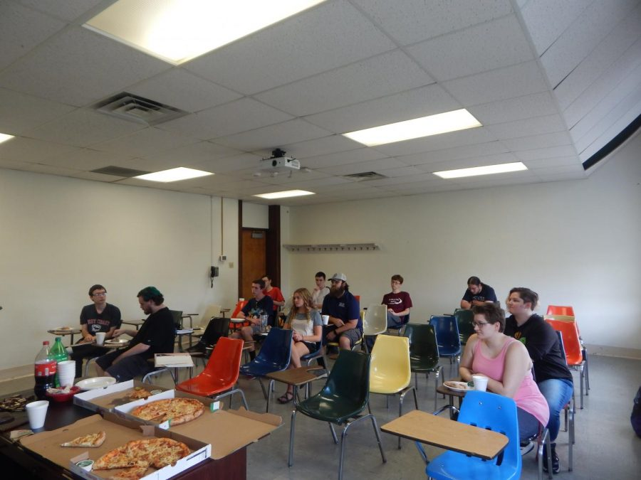 Campus Light Ministries meeting