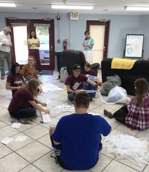 Repurposing Plastic Bags for the Homeless