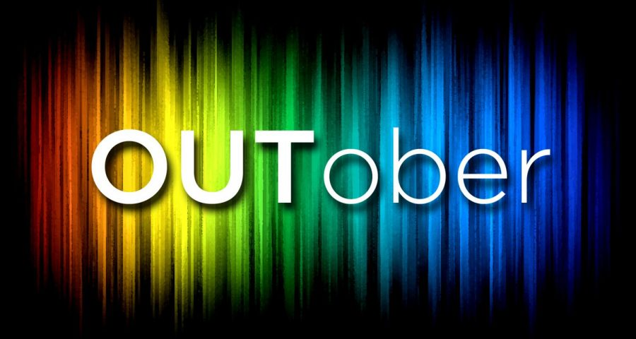 October 11th is National Coming Out Day.