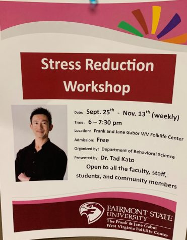 Stress Reduction Workshop with Dr. Tad Kato