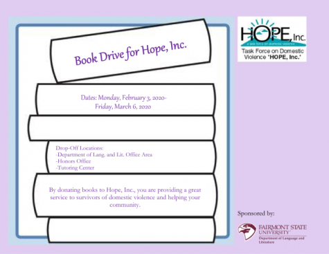 Book Drive for Hope, Inc.