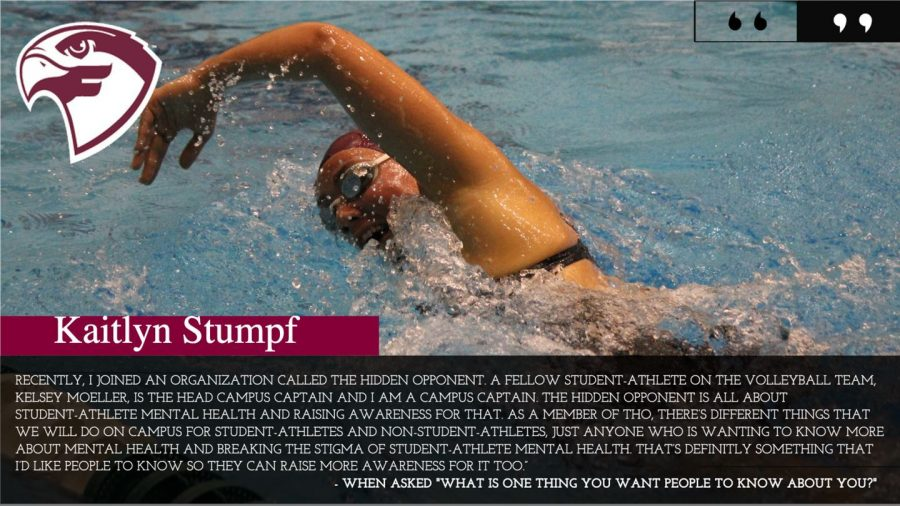 Get To Know – Kaitlyn Stumpf