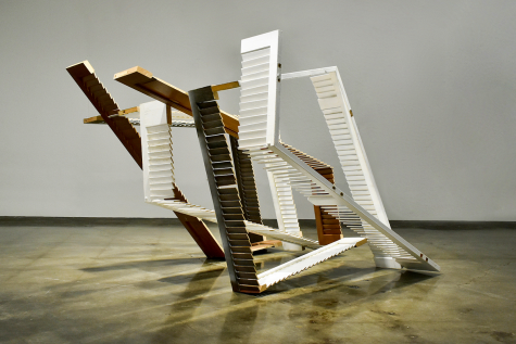 Object Analogy by Kylie Ford (sculptor)