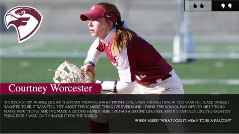 Get To Know - Courtney Worcester