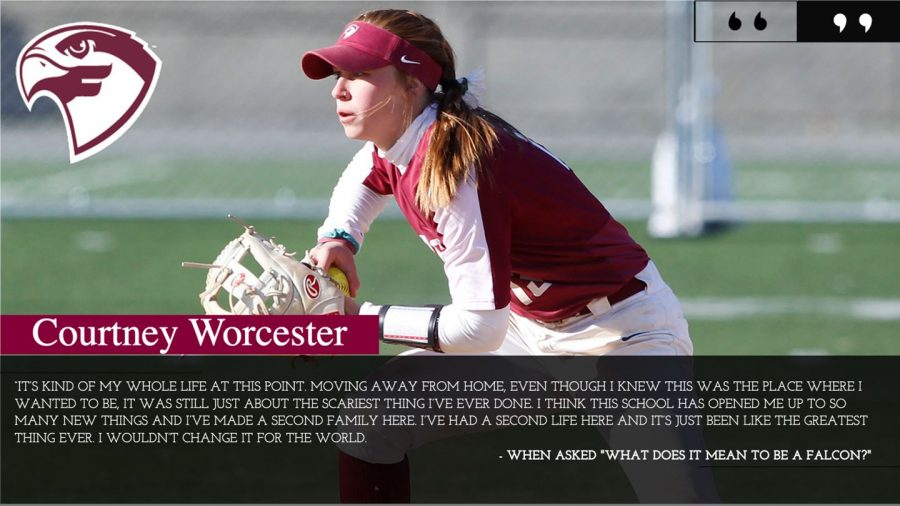 Get To Know – Courtney Worcester