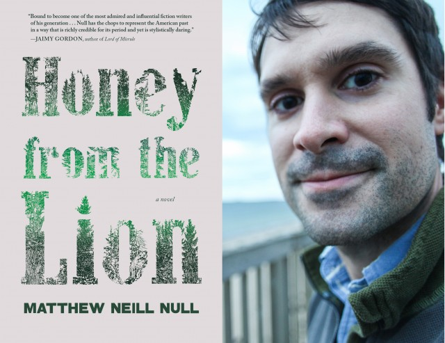 Author Matthew Null – Phyllis W. Moore Author Series