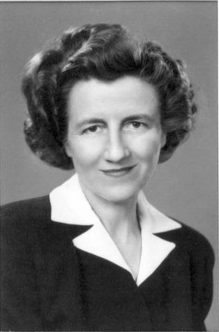 A photo of Dr. Ruth Ann Musick.